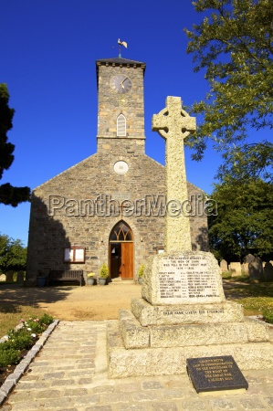 st peters church sark channel islands