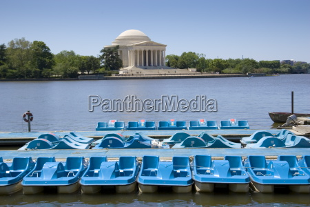 pedalos on the potomac river tidal