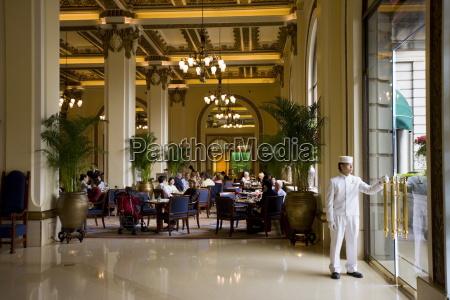 restaurant fahrt reisen innen fernost farbe