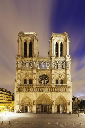 notre, dame, paris, ile, de, france, frankreich, europa - 20845907