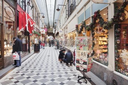 passage, jouffroy, paris, ile, de, france, frankreich, europa - 20848765