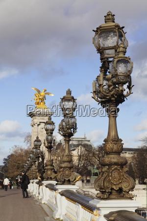 pont, alexandre, brücke, paris, ile, de, france, frankreich, europa - 20848995