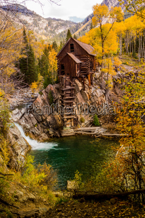 the crystal mill marble colorado united
