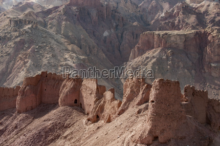 the ruined city of shahr e