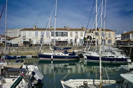 harbour scene quai job foran st