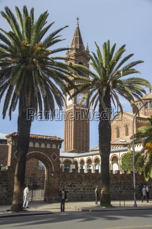 st marys catholic cathedral on harnet