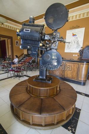 old film projector italian cinema roma
