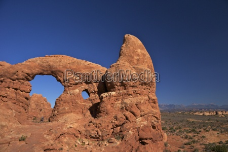 turret arch arches national park moab