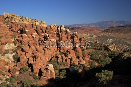 fiery furnace arches national park moab