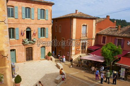 roussillon village labeled one of the
