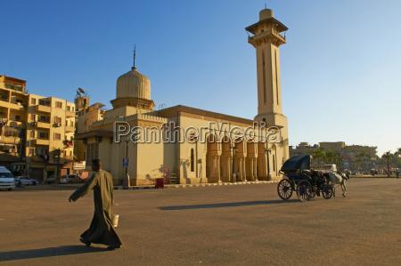 mosque of abu el haggag luxor