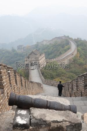 architektonisch farbe asien tourismus mauer tourist