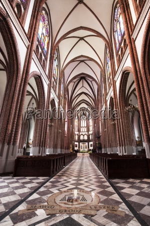 st florian cathedral gothic revival style