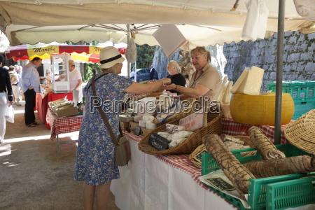 local market saint paul de vence