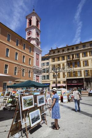 art market place du palais de