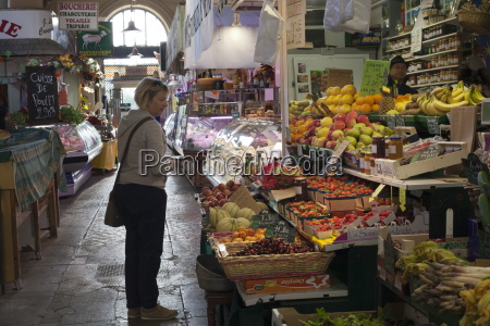 indoor market menton provence alpes cote
