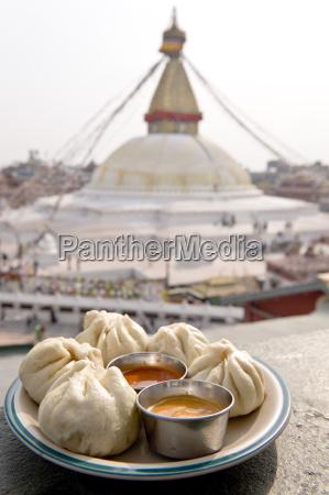 boudhanath unesco world heritage site kathmandu