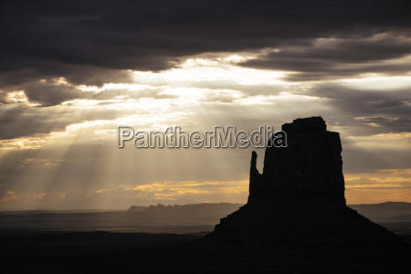 monument valley navajo tribal park at