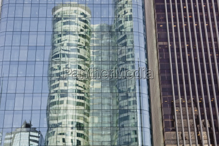 high rise office buildings in the