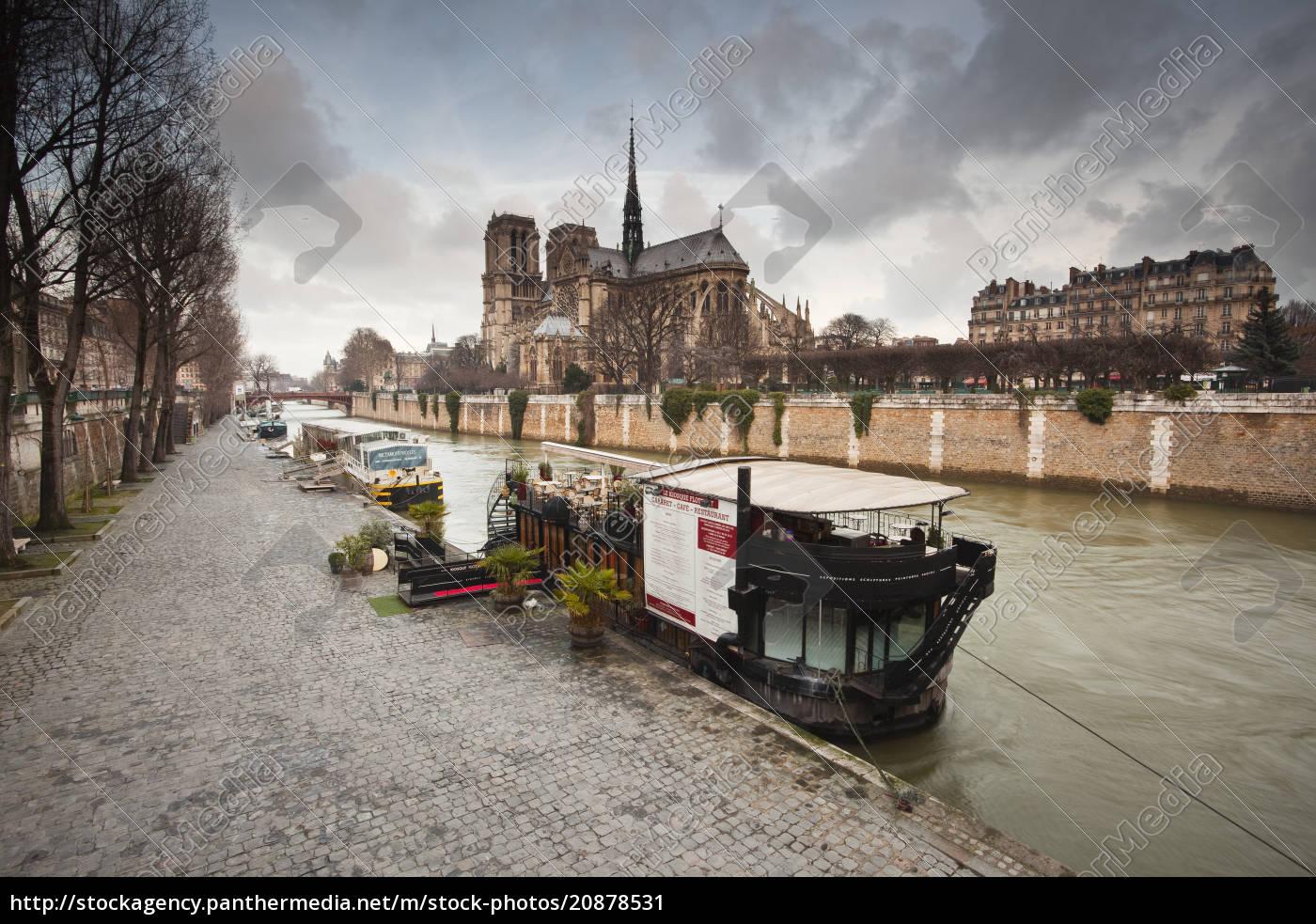 kathedrale, notre, dame, de, paris, und - 20878531