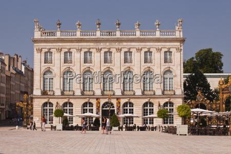 europa horizontal staedte museum frankreich plaetze