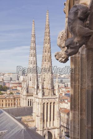 bordeaux cathedral cathedrale saint andre de