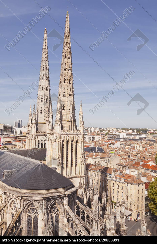 bordeaux, cathedral, (cathedrale, saint-andre, de, bordeaux), - 20880991