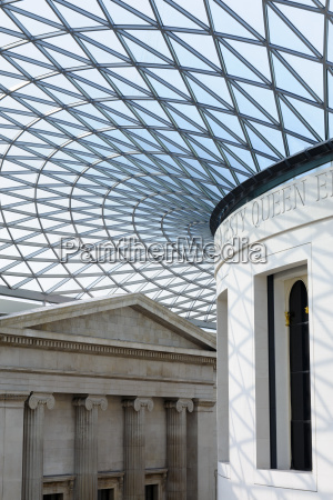 great court british museum bloomsbury london