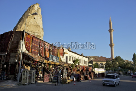 fairy chimneys and shop goreme cappadocia