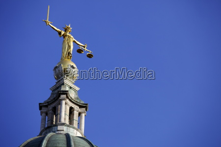 scales of justice ueber den old