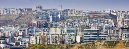 neue stadt chinesische gemeinden im rahmen