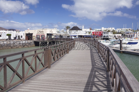 marina rubicon playa blanca lanzarote canary