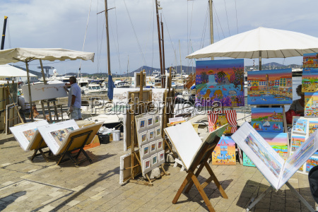 art for sale by the harbour