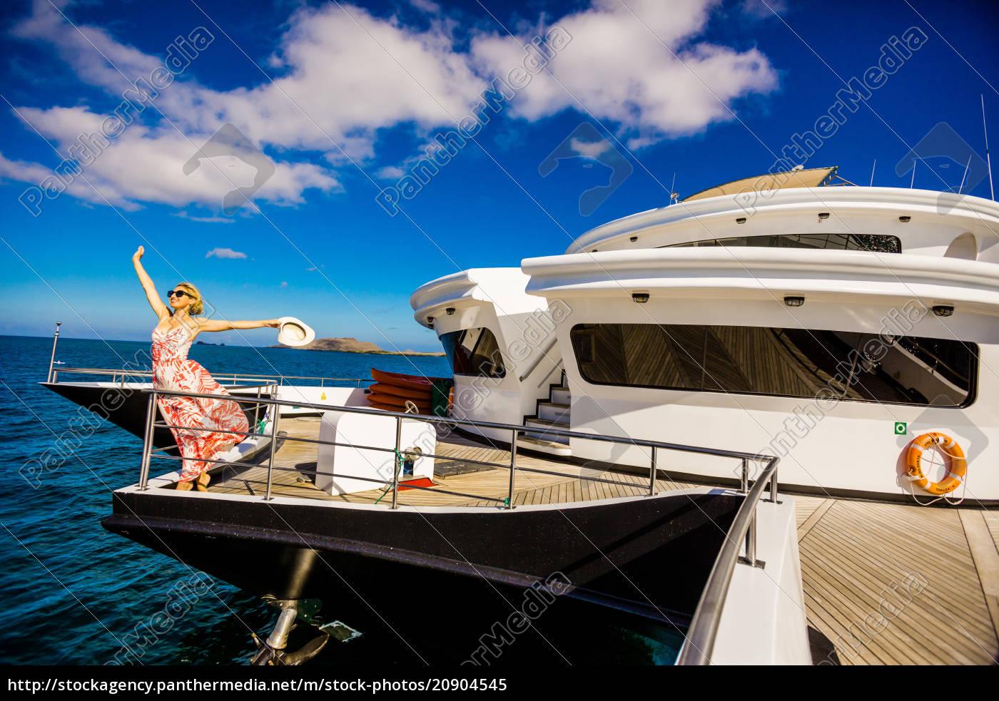segeln, in, den, galapagos-inseln, ecuador, südamerika - 20904545