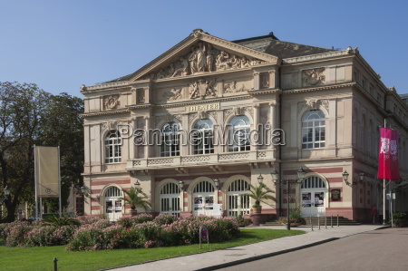 city theatre baden baden black forest