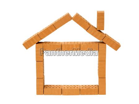 house mini brickshight