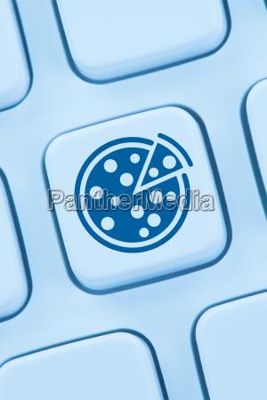 pizza essen online bestellen liefern internet