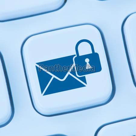 verschluesselte sichere e mail senden internet