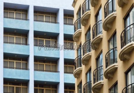 stadt modern moderne balkon fassade baustil