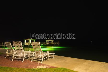 nacht nachtzeit reflexion usa outdoor freiluft