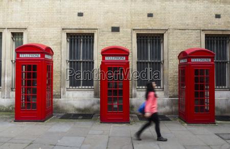 united kingdom london unfocused woman walking