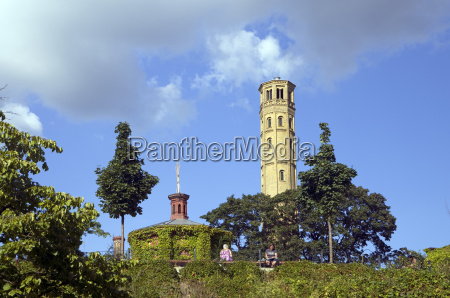 germany berlin prenzlauer berg water tower