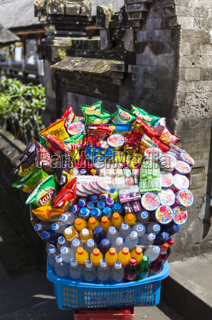 indonesia offer of food and drinks