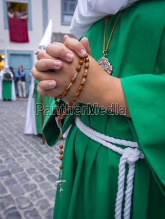 spanien santa cruz de la palma