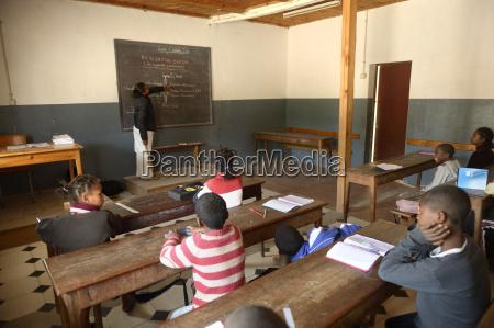 geografie unterricht in der 2 klasse