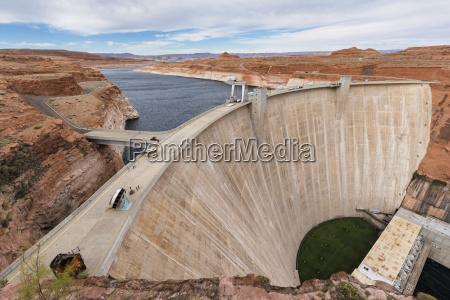 usa arizona colorado river lake powell