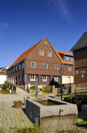 germany saxony hinterhermsdorf historical upper lusatian