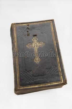 christian bibleclose up