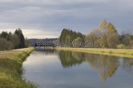 germany bavaria munich view of river