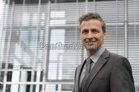 germany bavaria munich portrait of businessman